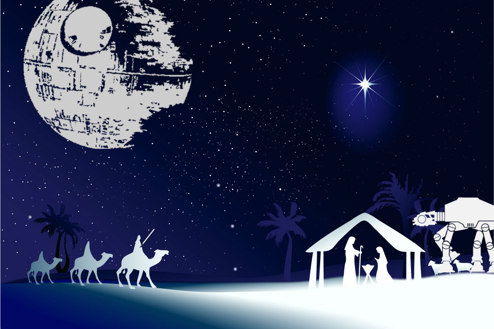 Jesus, Christmas, and…STAR WARS? | EMMAUS MAGAZINE